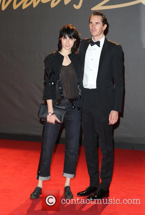 Edie Campbell and Otis Ferry 8