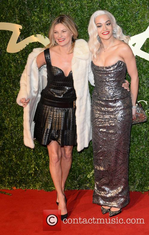 Kate Moss and Rita Ora 3