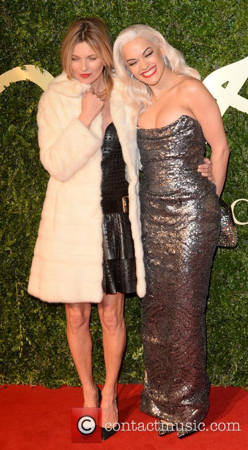Kate Moss and Rita Ora 7