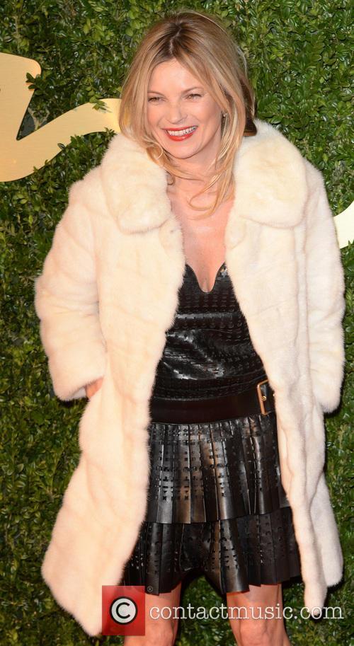 Kate Moss, British Fashion Awards