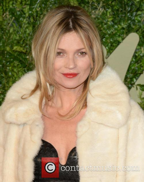 Kate Moss, British Fashion Awards