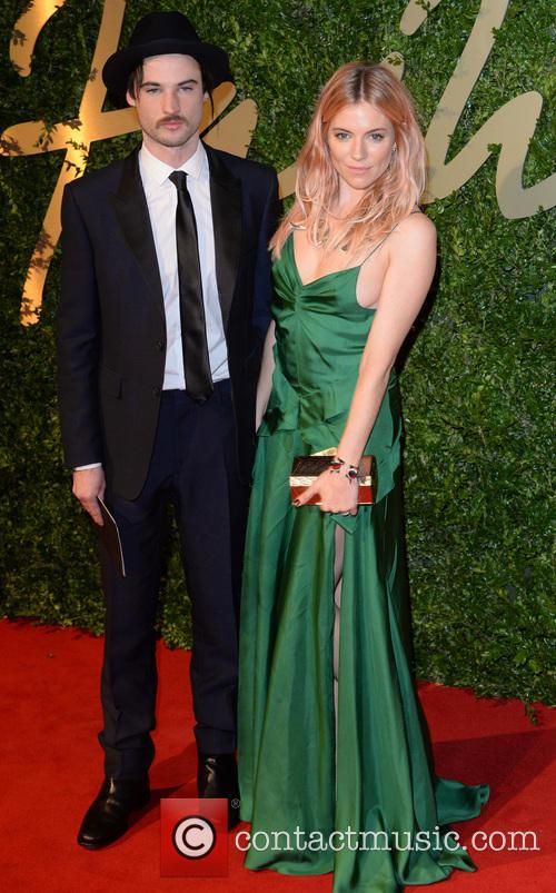 Sienna Miller and Tom Sturridge 2