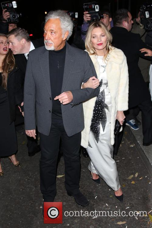 Kate Moss and Tom Jones 1
