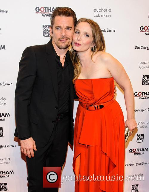 Ethan Hawke and Julie Delpy 2
