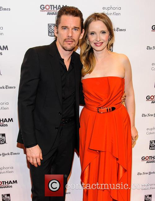Ethan Hawke and Julie Delpy 1