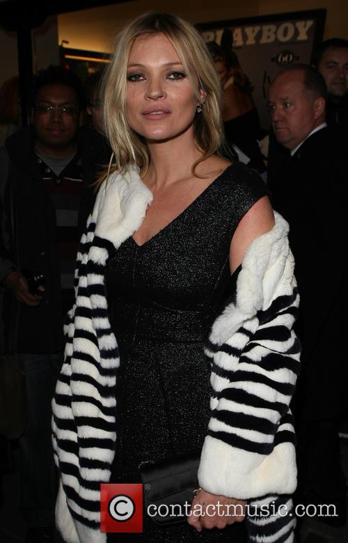 Kate Moss Cara Delevingne