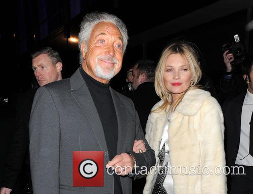 Kate Moss and Tom Jones 2