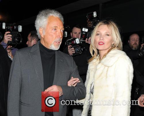 Kate Moss and Tom Jones 8