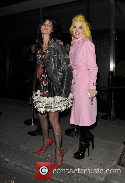 pam hogg playboys 60th anniversary issue party 3978595