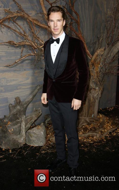 Benedict Cumberbatch The Hobbit