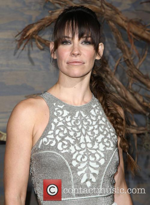 evangeline lilly los angeles premiere of the 3978844