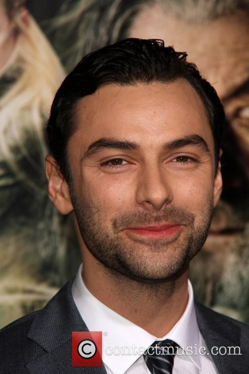 aidan turner los angeles film premiere of 3978882