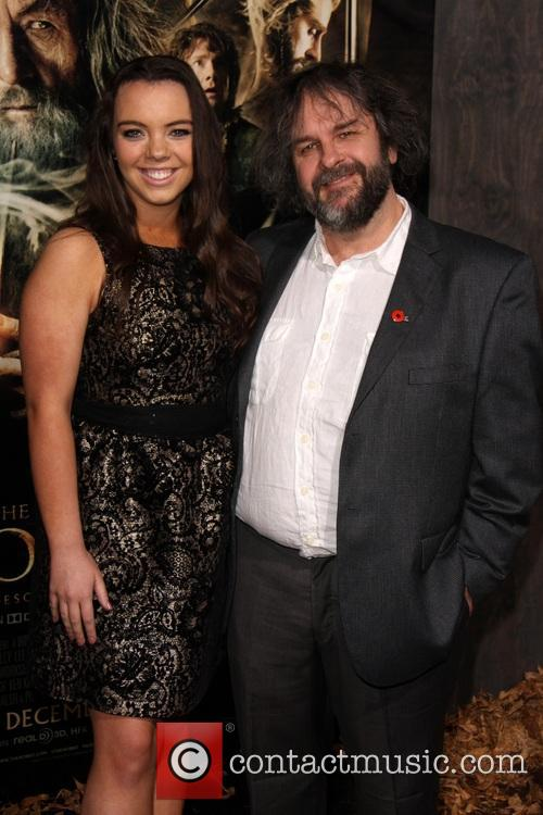 Katie Jackson and Peter Jackson 2