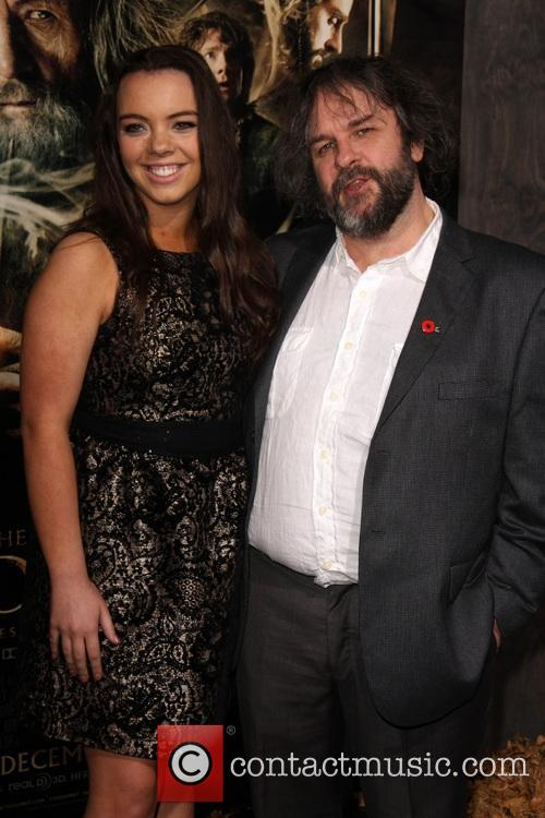 Katie Jackson and Peter Jackson 3