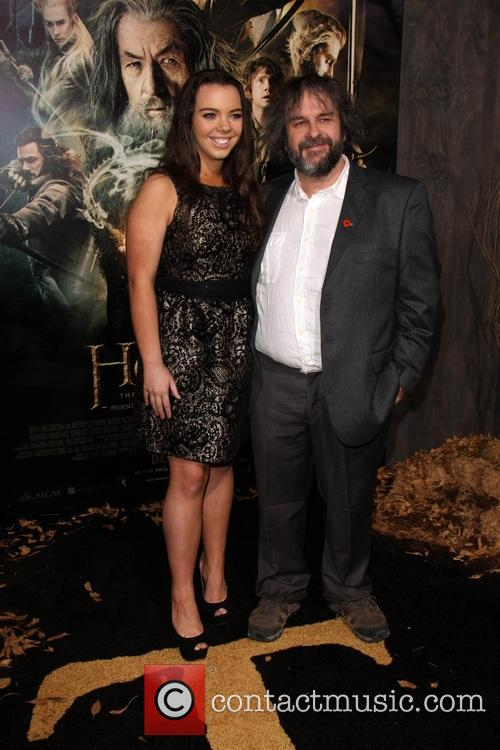 Katie Jackson and Peter Jackson 1