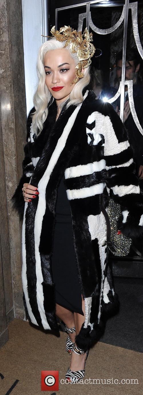 Rita Ora long