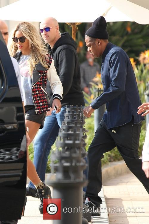 Beyonce and Jay Z 7