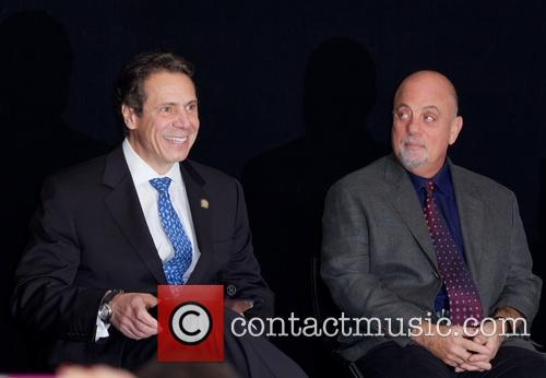 Andrew Cuomo and Billy Joel 3