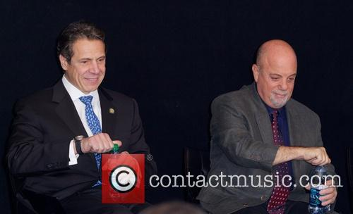 Andrew Cuomo and Billy Joel 4