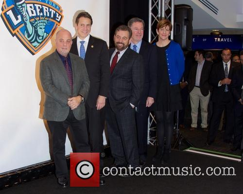 Billy Joel and Andrew Cuomo 2