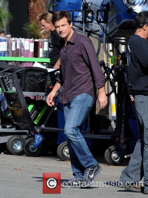 Horrible Bosses 2 Filmset