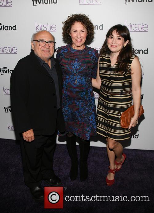 Danny Devito, Rhea Perlman and Lucy Devito 5