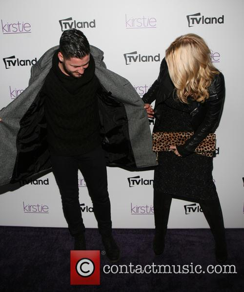 Val Chmerkovskiy and Kirstie Alley 1