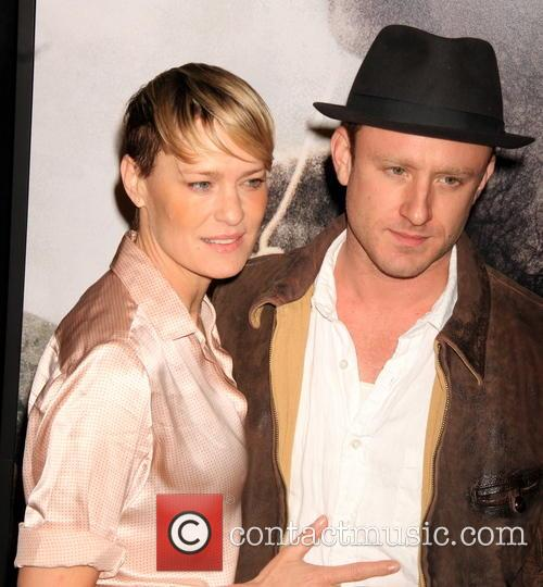 Ben Foster and Robin Wright 2