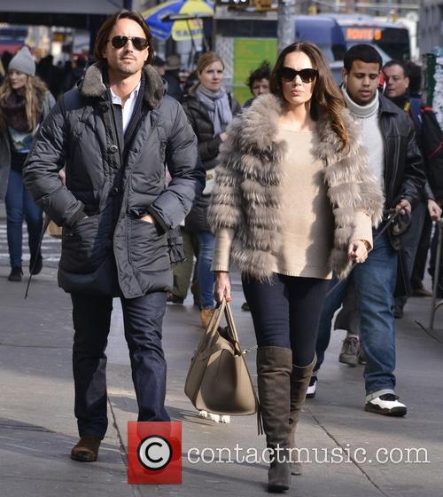 Tamara Ecclestone and Jay Rutland 5