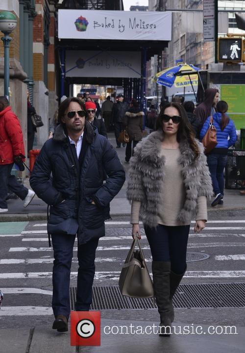 Tamara Ecclestone and Jay Rutland 7