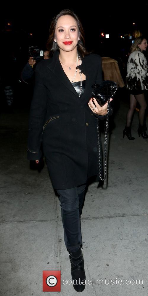 Cheryl Burke leaving Bootsy Bellows