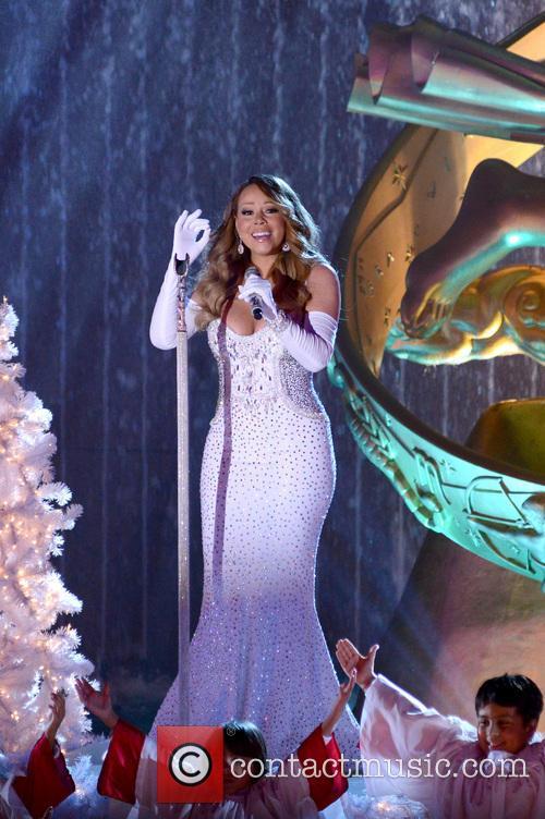 Mariah Carey Rockefeller