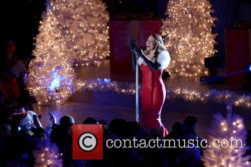 mariah carey rockefeller center christmas tree lighting 3980846