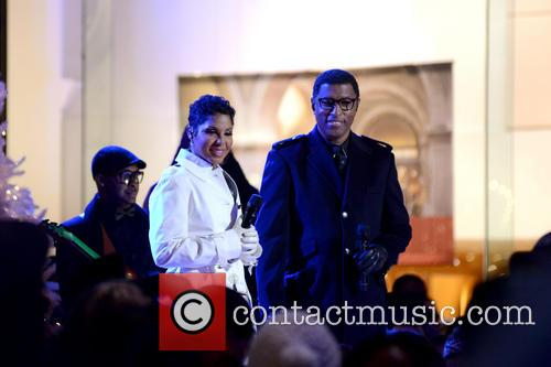 Toni Braxton and Babyface 2