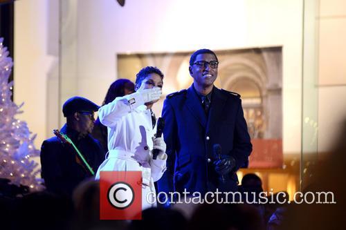Toni Braxton and Babyface 3