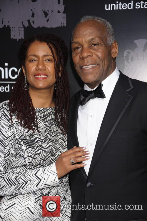 Asake Bomany Glover and Danny Glover 1