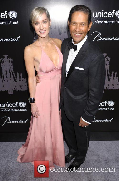 Hilary Quinlan Gumbel and Bryant Gumbel 3