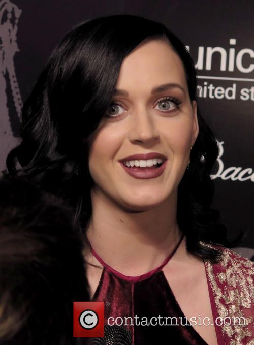 Katy Perry NYC