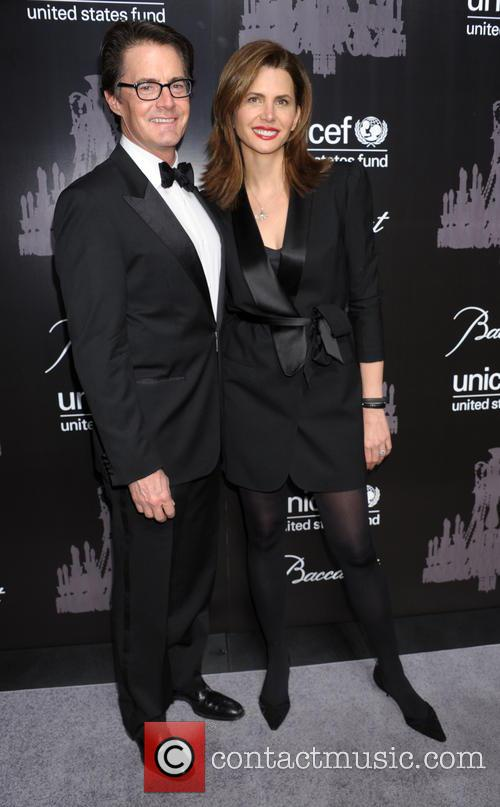 Kyle Maclachlan and Desiree Gruber 1