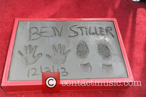 atmosphere hand and footprint ceremony for ben 3979958