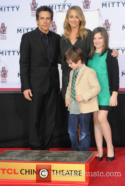 Ben Stiller - Hand and footprint ceremony for Ben Stiller ...