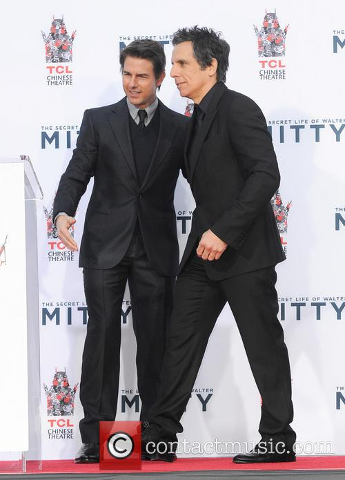 Ben Stiller and Tom Cruise 2