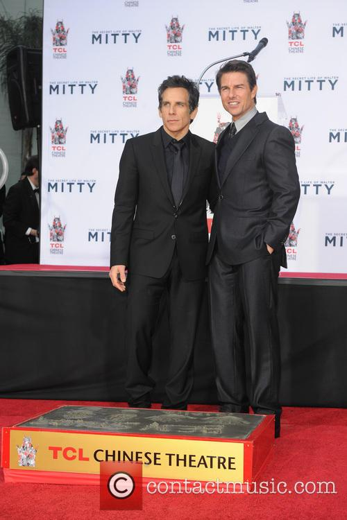 Ben Stiller and Tom Cruise 10