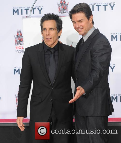 Ben Stiller and Tom Cruise 14