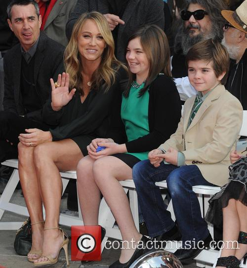 Christine Taylor and Ben Stiller 4