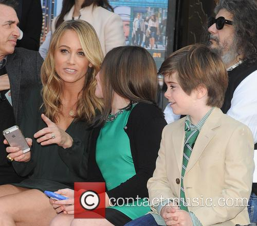 Christine Taylor and Ben Stiller 6