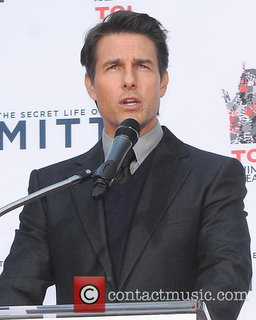 Tom Cruise, TLC Chinese Theater