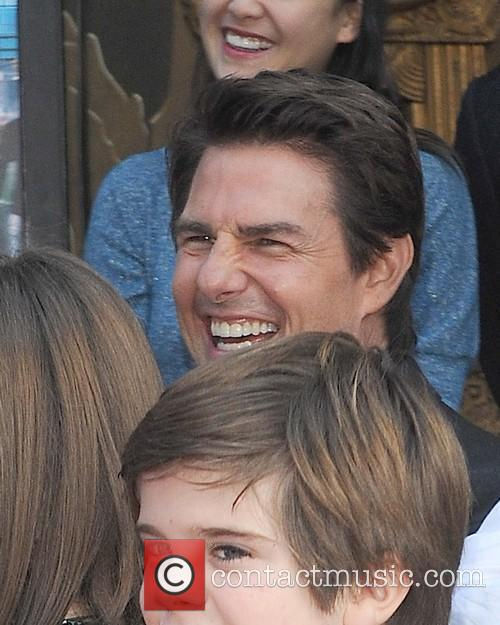 tom cruise hand and footprint ceremony for 3979966