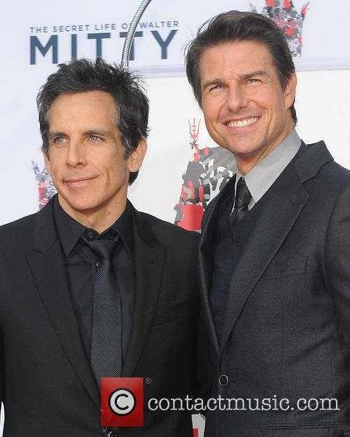 Ben Stiller and Tom Cruise 17