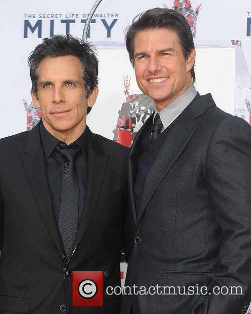 Ben Stiller and Tom Cruise 18